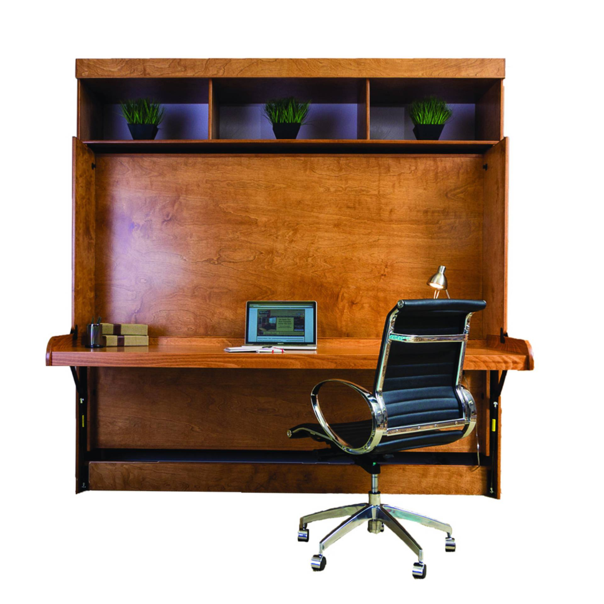 Standard Desk Wallbed