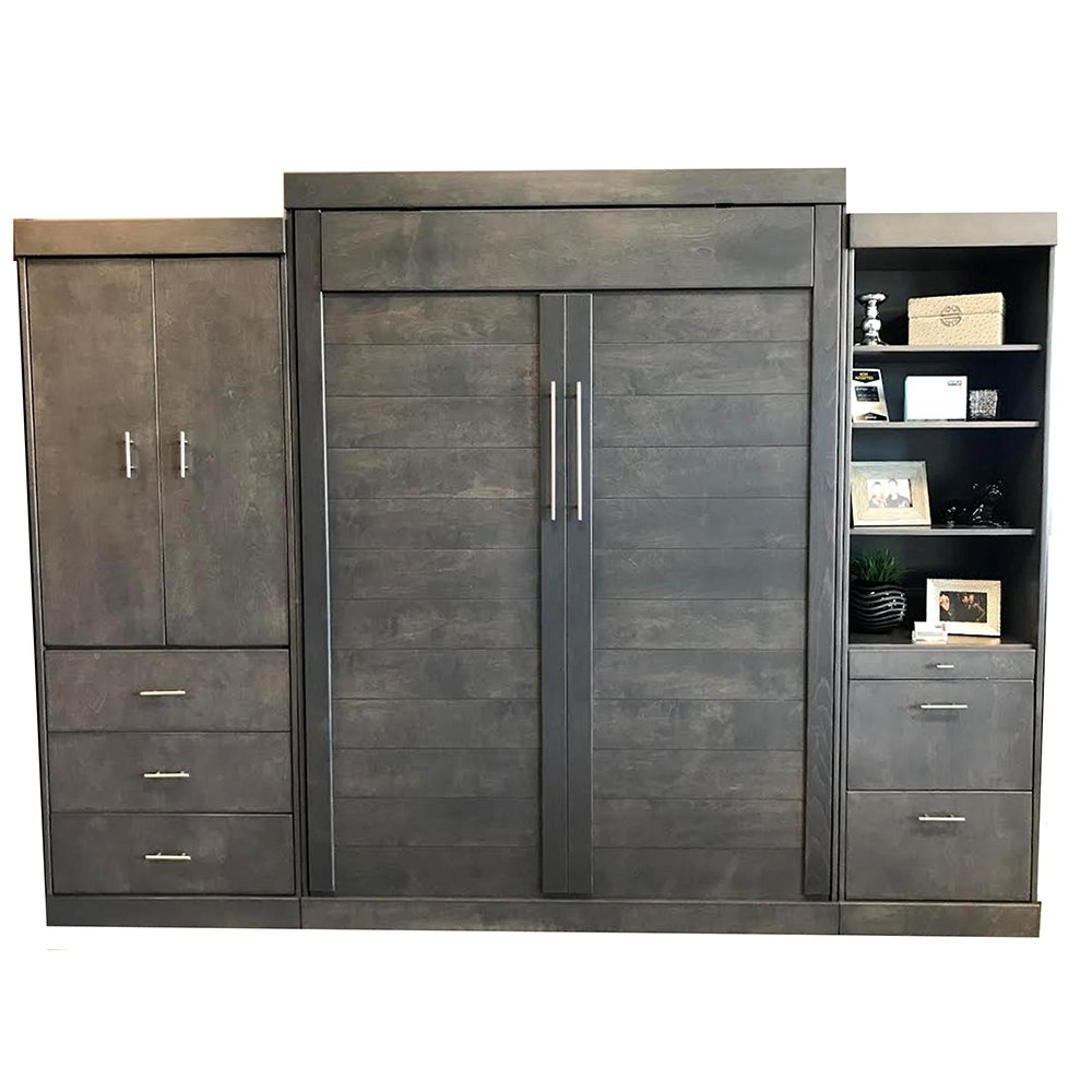 dublin-wallbed-gray-with-cabinets
