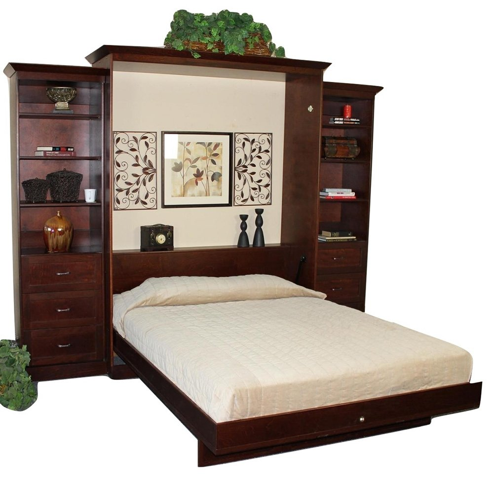 heritage-murphy-bed-open