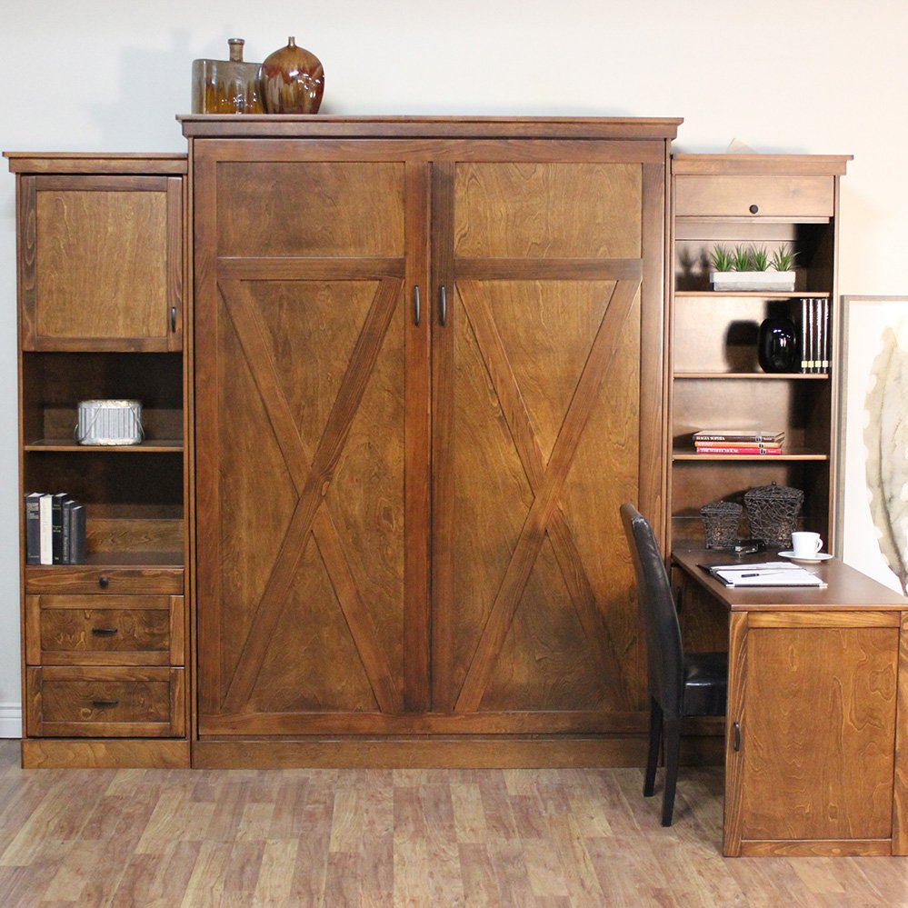 keystone-murphy-bed-closed-with-side-desk