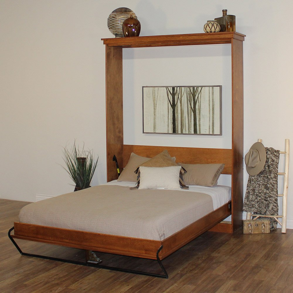 lodge-murphy-bed-open