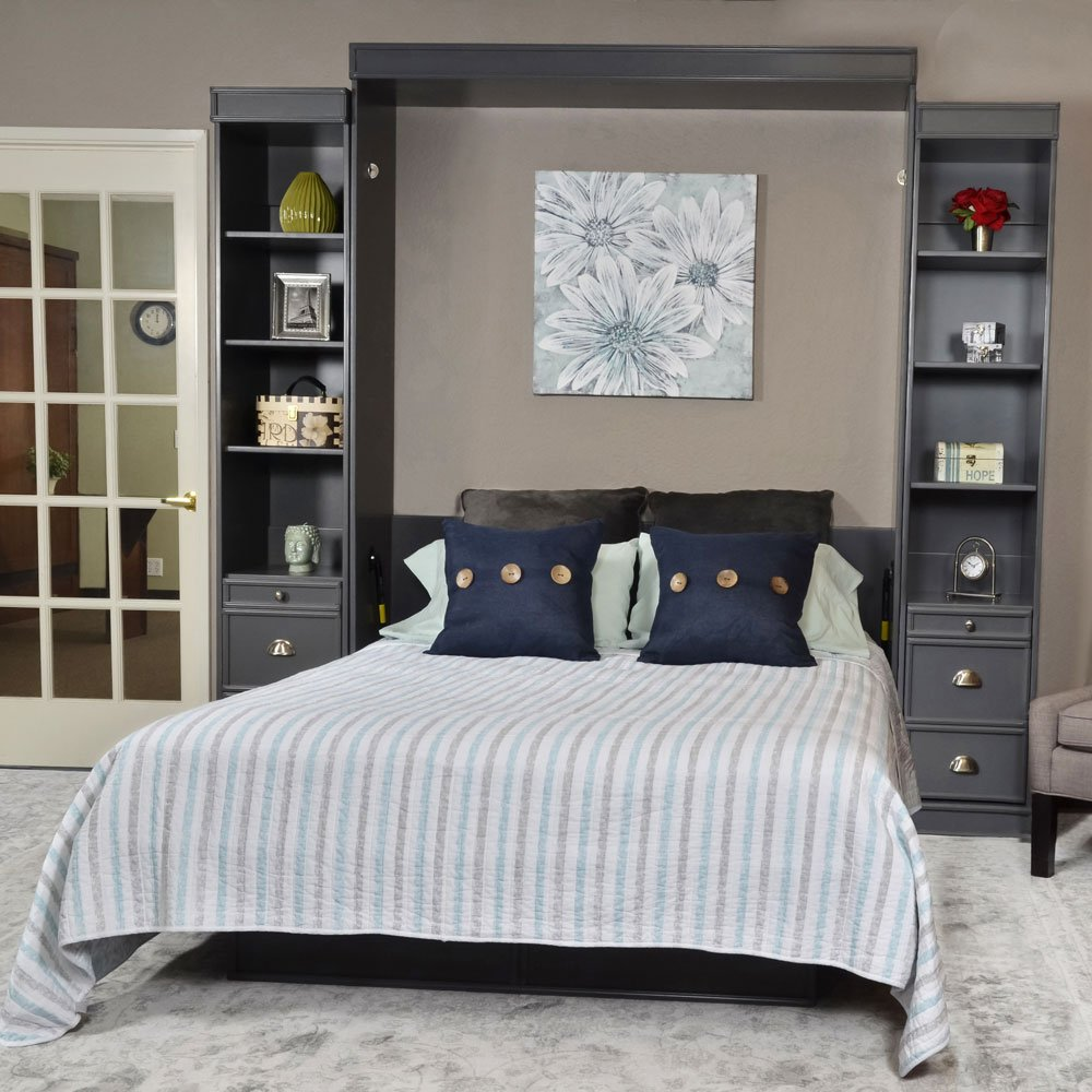 murphy-bed-gray-barrington-open