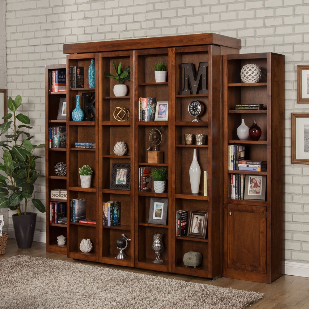Library Wallbed