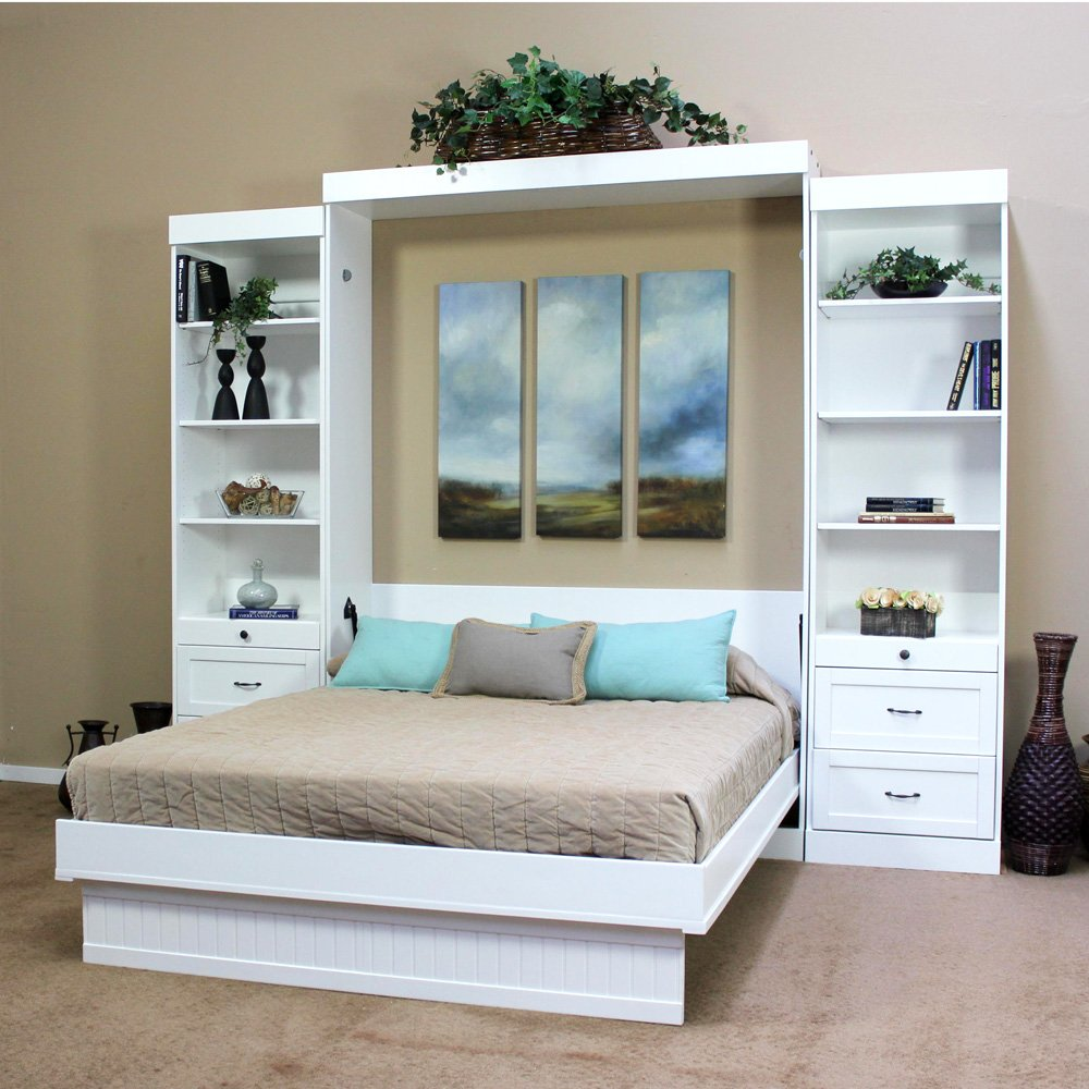 murphy-bed-nantucket-white-open